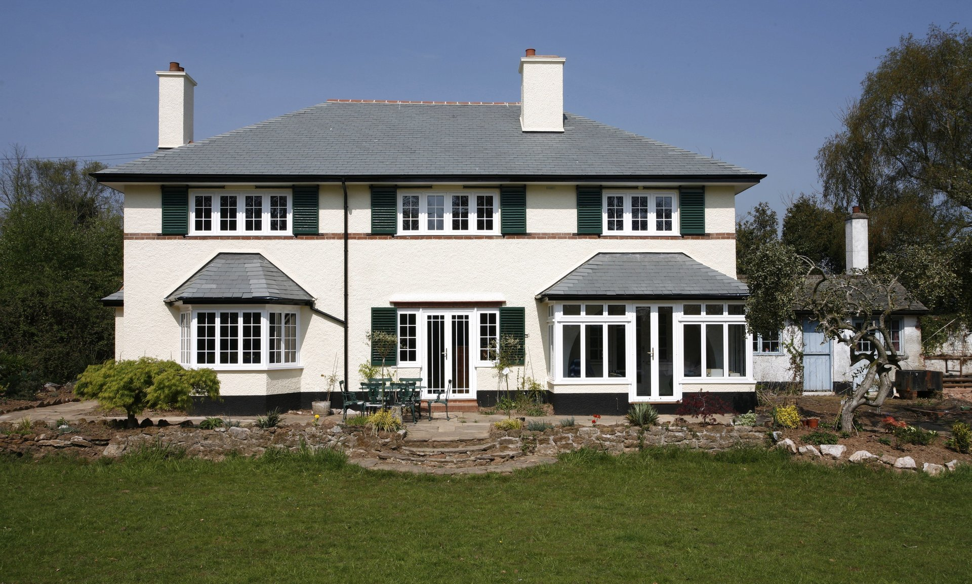 Attractive aluminium windows