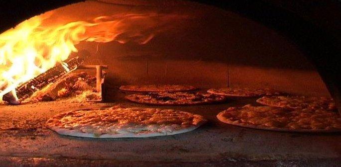 forno a legna per le pizze
