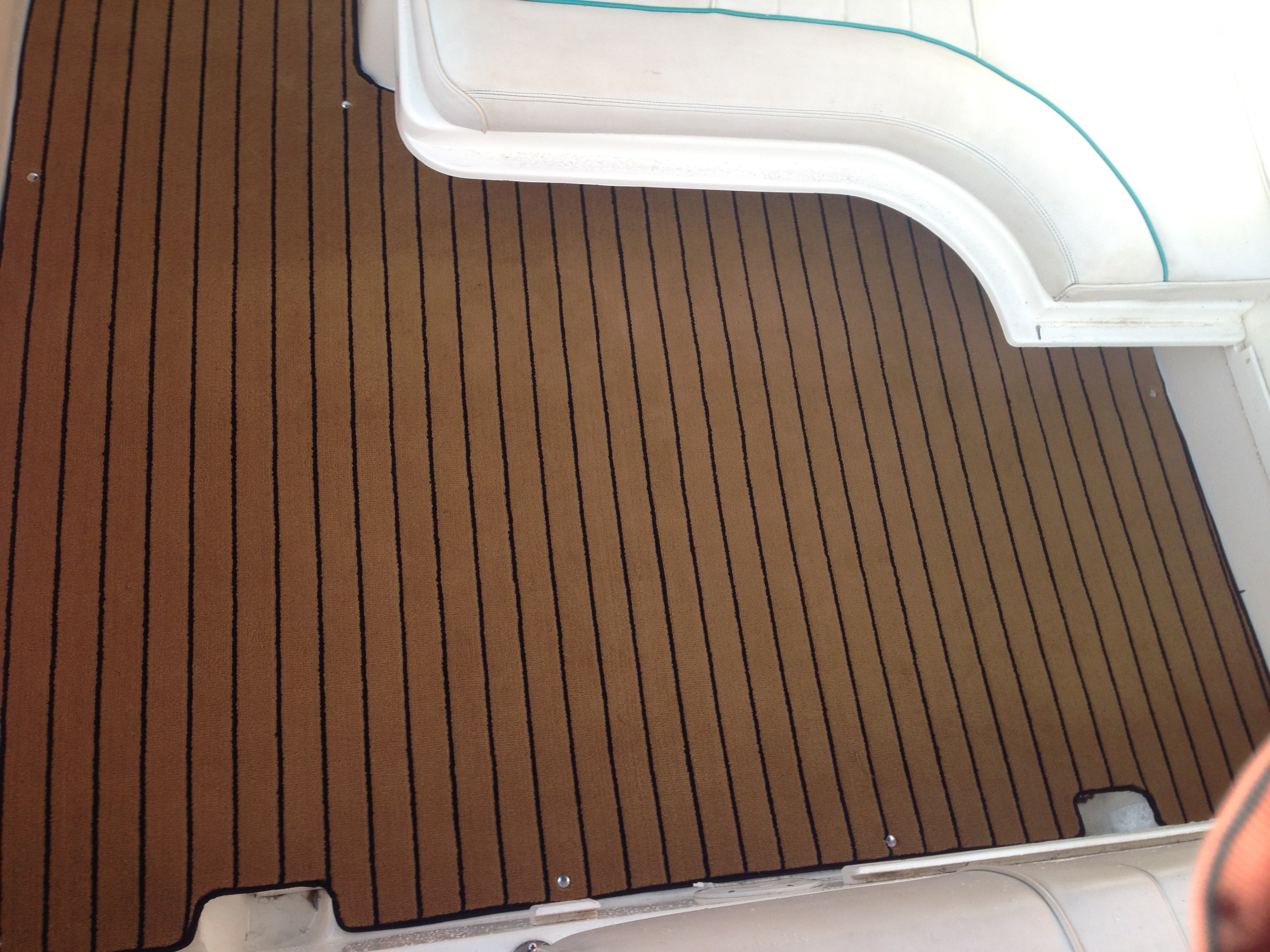Vip Marine Upholstery And Trimming Teak Carpet Seats And