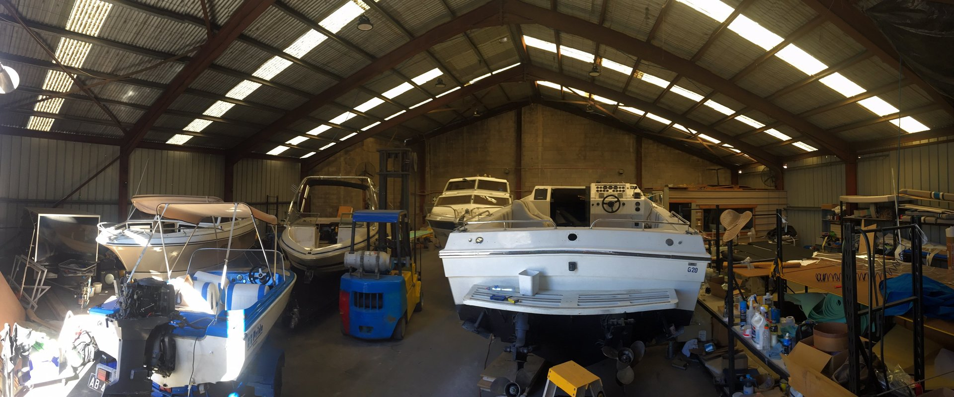 Boat Repairs and refits Sydney