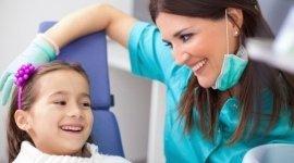dentista per bambini, specialista in pedodonzia, visite odontoiatriche ber bambini