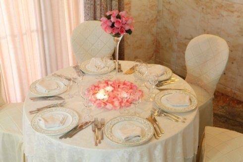Tavolo per sei persone