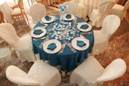 Addobbo tavoli