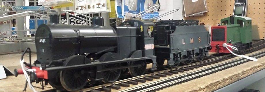 model railway equipment