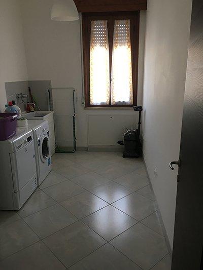 Posto per lavatrice a Mantova