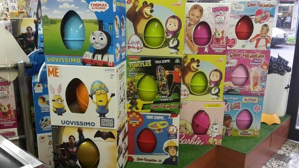 Per Pasqua