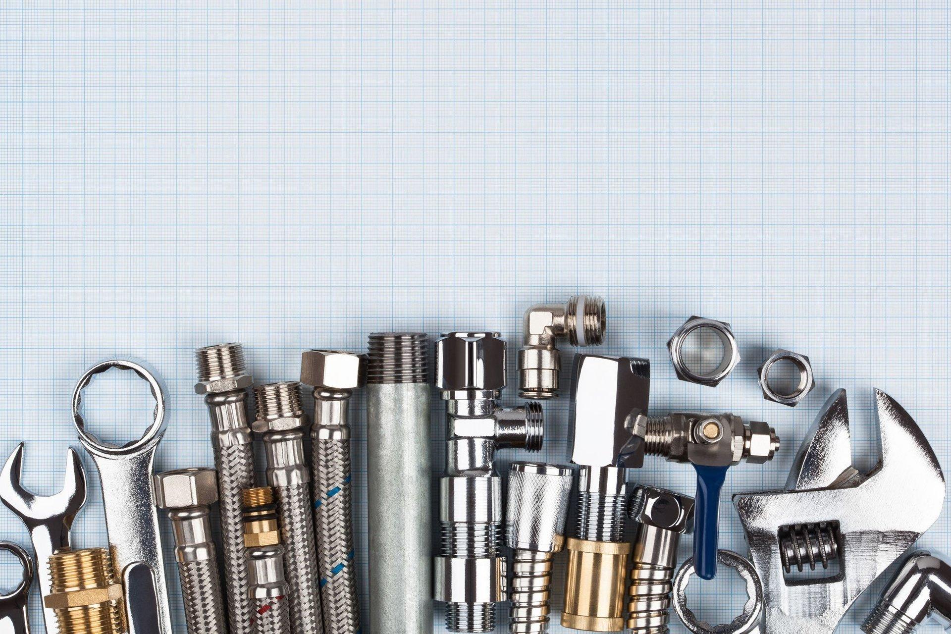 ricambi del settore idraulico