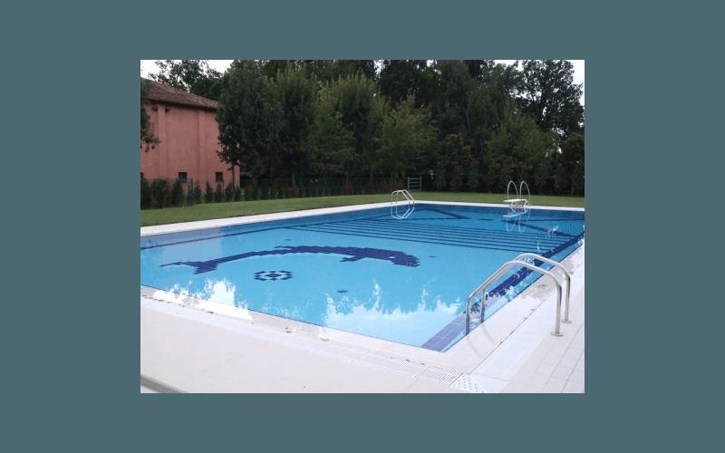 Realizzazione di piscine e laghetti modena arte verde - Piscina dogali modena ...