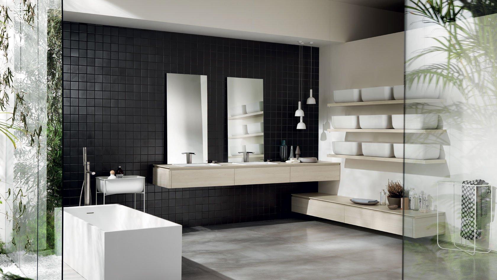 Arredo Bagno Compatto : Arredo e mobili per il bagno bellizzi sa montella prisma arredo