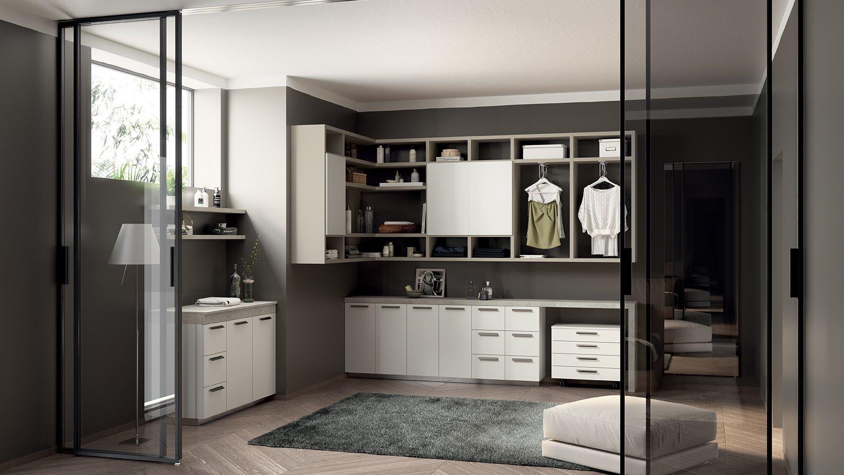Vano Lavanderia In Bagno : Arredo e mobili per il bagno bellizzi sa montella prisma arredo
