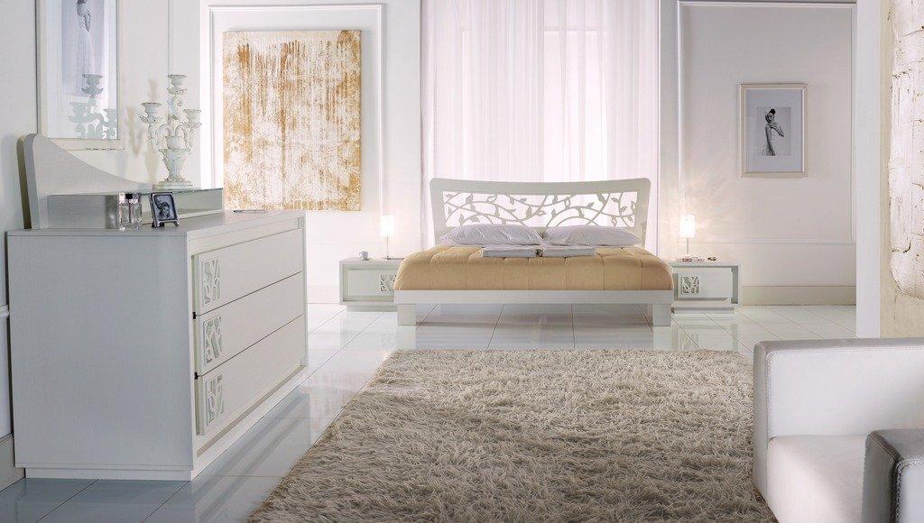 Camera Da Letto Contemporanea Con Swarovski : Camera da letto salerno montella prisma arredo