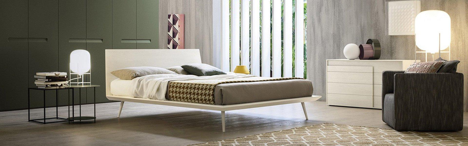 Camera da letto a Battipaglia da Montella Prisma Arredo