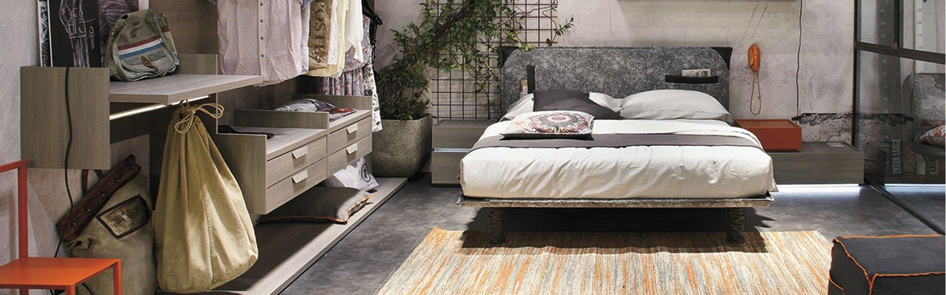 Camera da letto a Salerno, mobili Battipaglia e Eboli da Montella