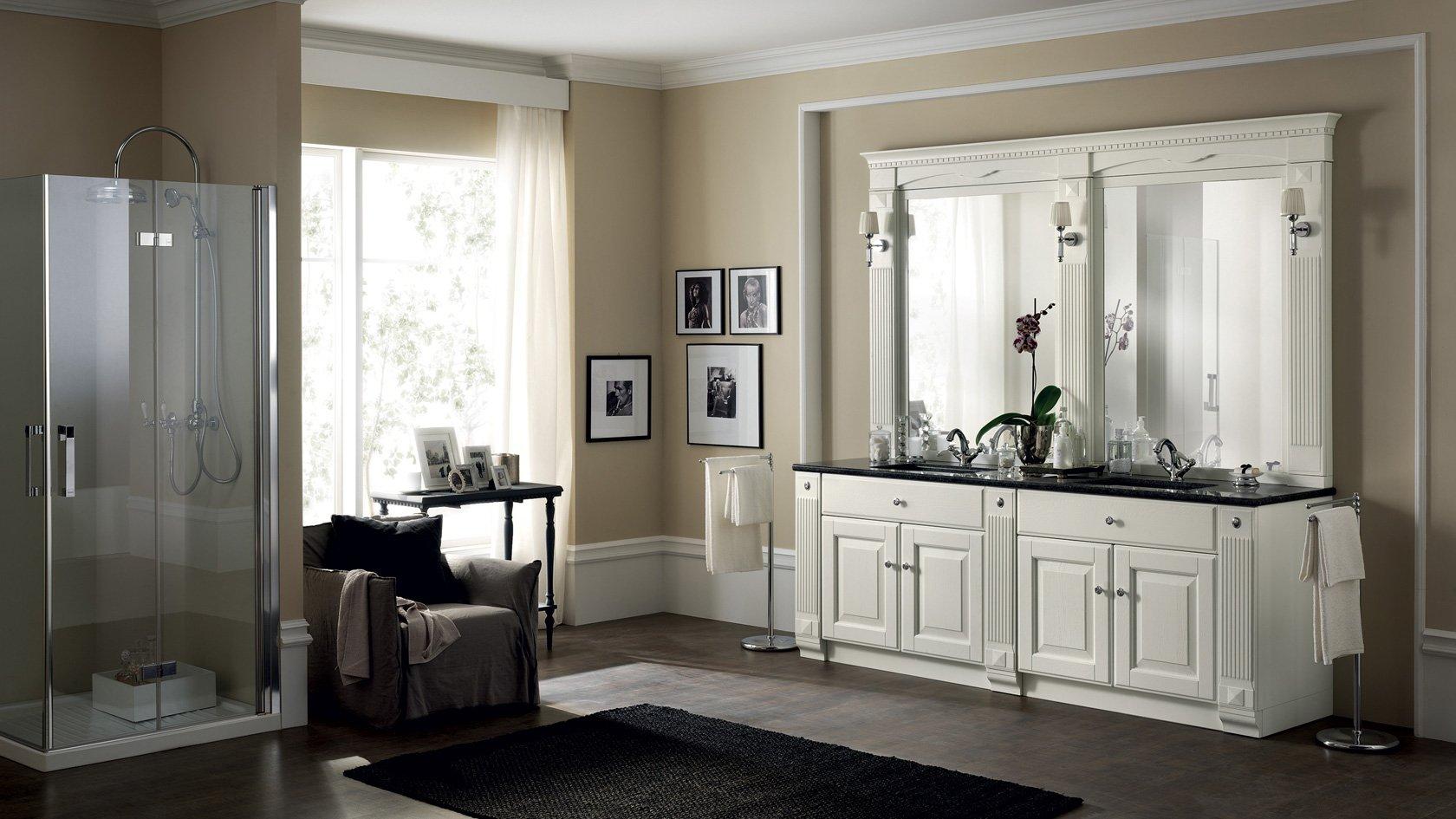 Arredo e mobili per il bagno bellizzi sa montella for Prisma arredo negozi