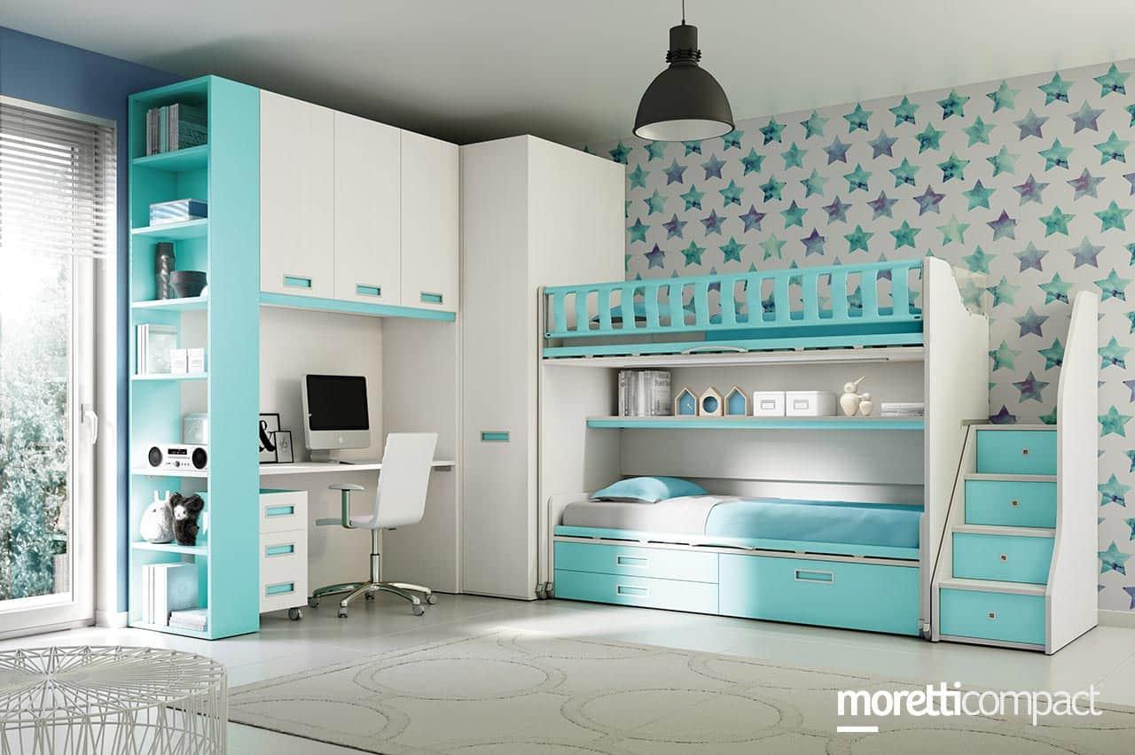 Montella prisma arredo arredamento e mobili per la casa for Luci cameretta bambini