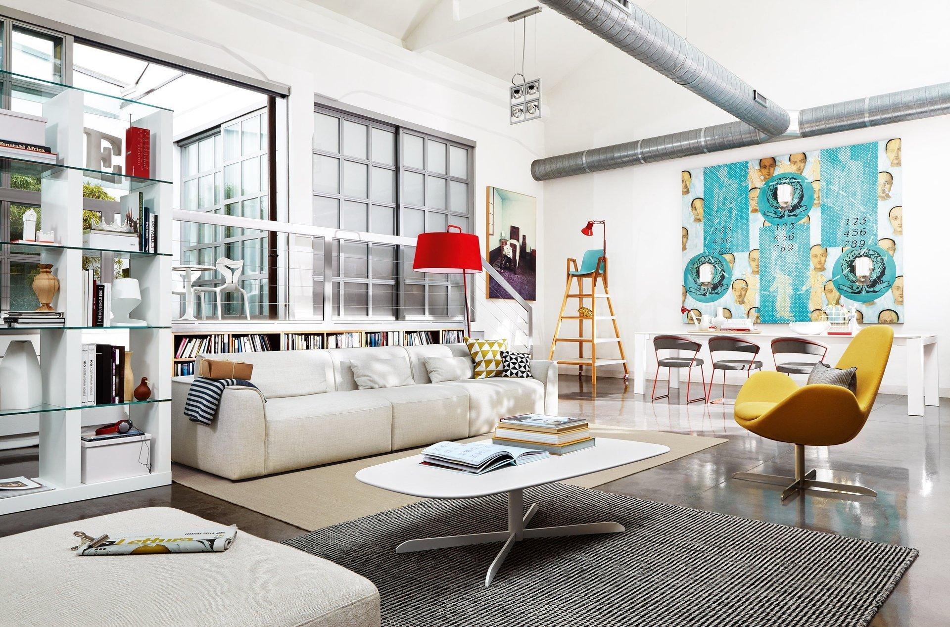 Montella prisma arredo arredamento e mobili per la casa for Calligaris poltrone