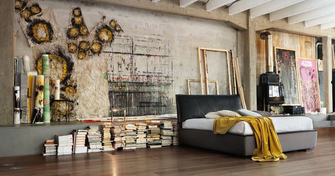 Camera da letto a Salerno da Montella Prisma Arredo