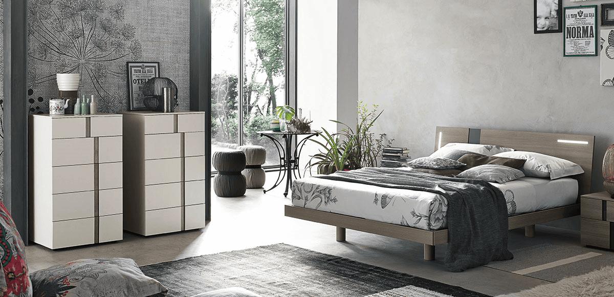 camera da letto TABLET - Mobili Battipaglia e Salerno da Montella Prisma Arredo