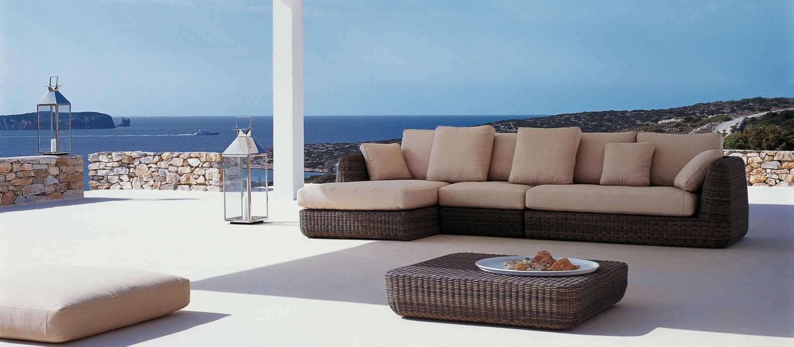 mobili giardino a Salerno da Montella Prisma Arredo