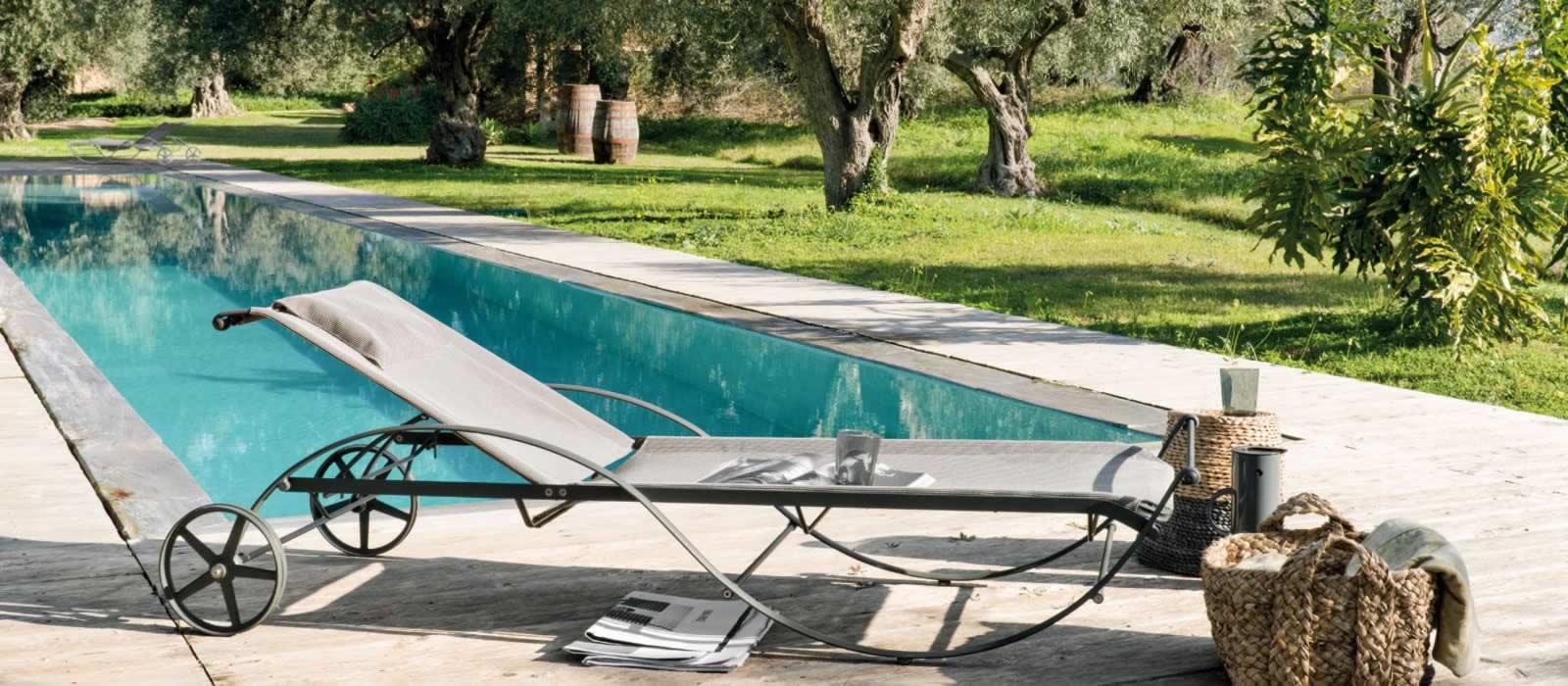 Arredo giardino AURORA a Salerno, Eboli, Battipaglia da Montella