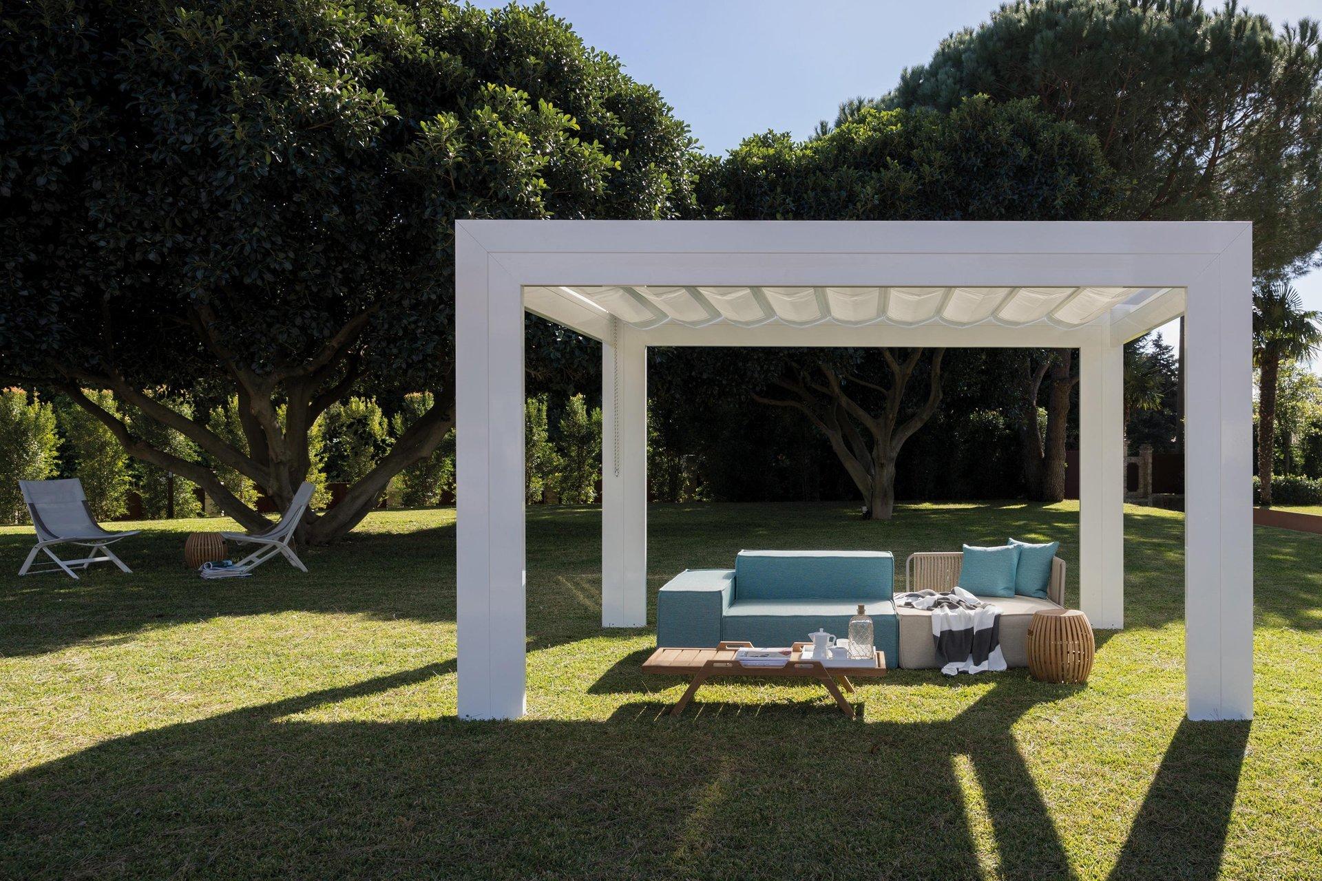 Arredo giardino SHELTER a Salerno, Eboli, Battipaglia da Montella Prisma Arredo