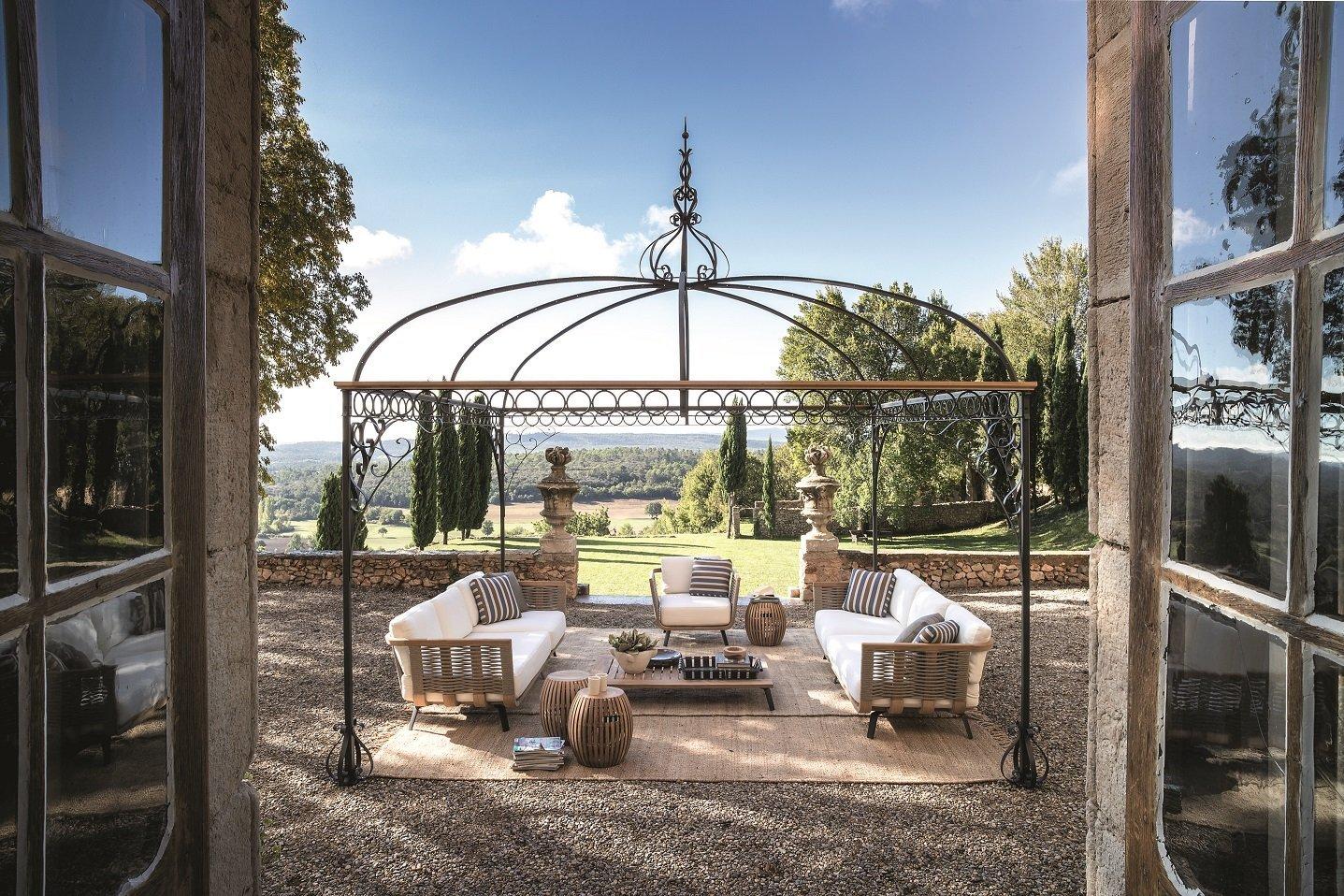Arredo giardino e esterno bellizzi sa montella prisma arredo