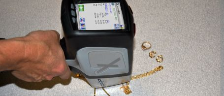 Non-Destructive Testing Gold Assay Karat ID