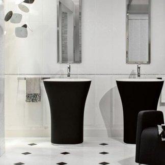 gres porcellanato per bagno