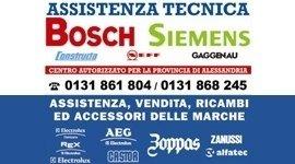 Bosch, Siemens, Neff, Rex