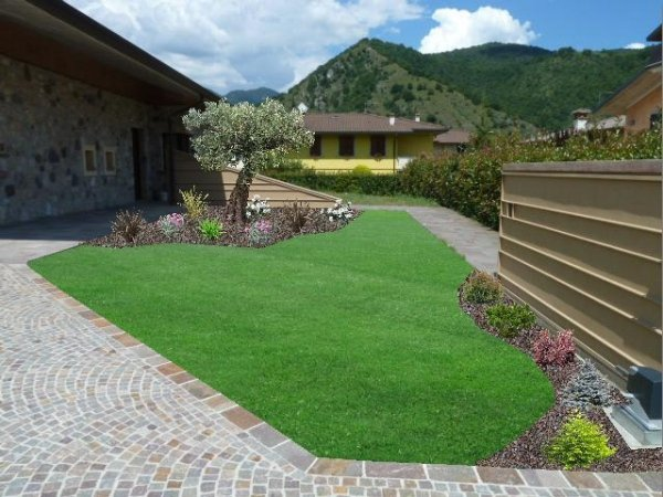 Posa manti erbosi ponte caffaro bs flor market for Progettazione giardini software