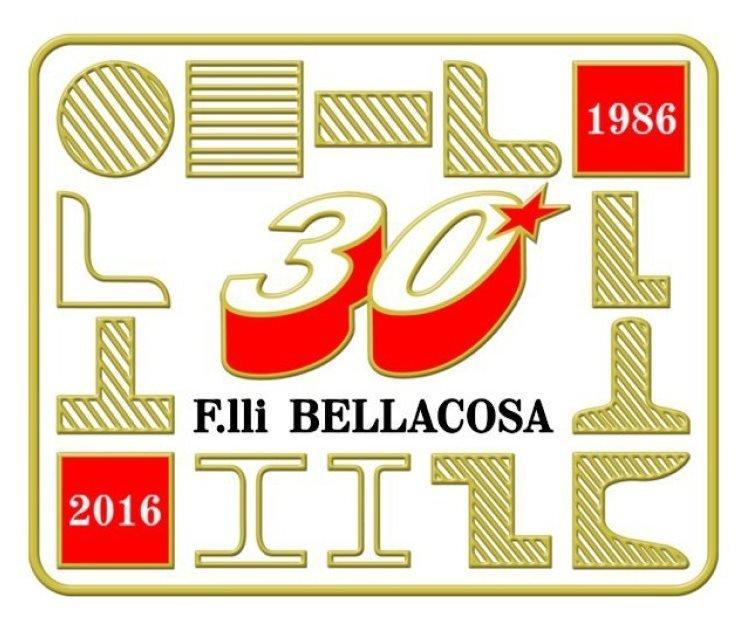 Cartolina celebrativa dei trent'anni di attività dei fratelli Bellacosa