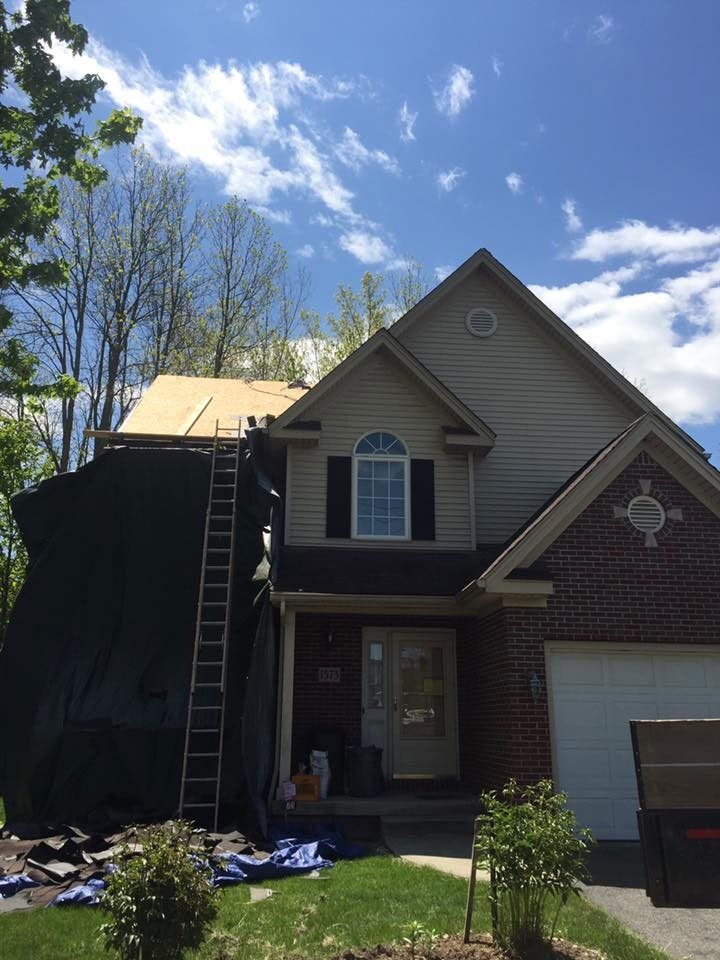 Roofing Contractor Depew, NY