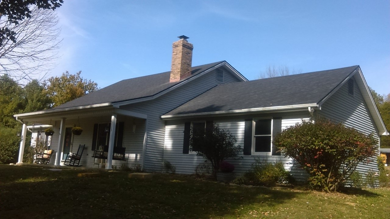 New Roof installed in Lexington, KY