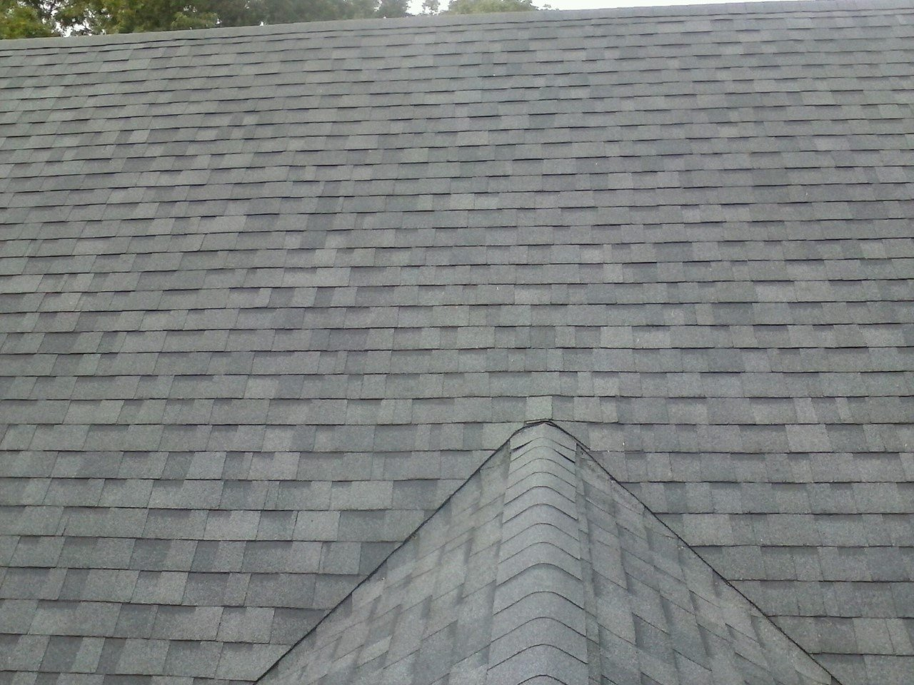 New roof in Lexington, KY