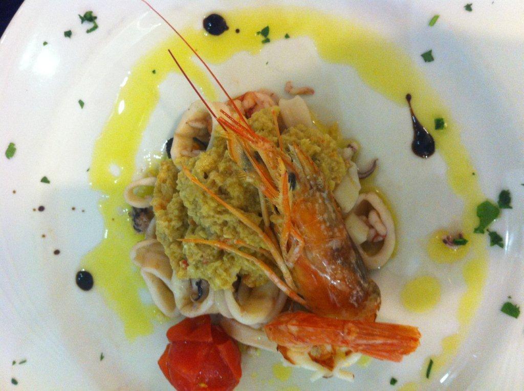 ristorante di pesce fuori torino