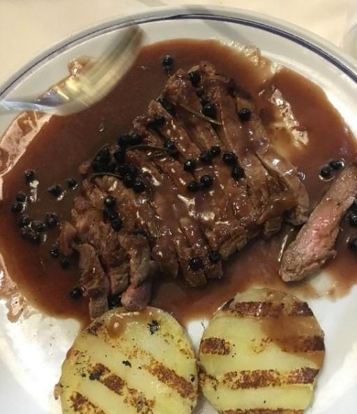 ristorante carne e funghi fuori torino