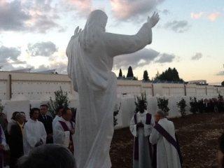 statua del cristo