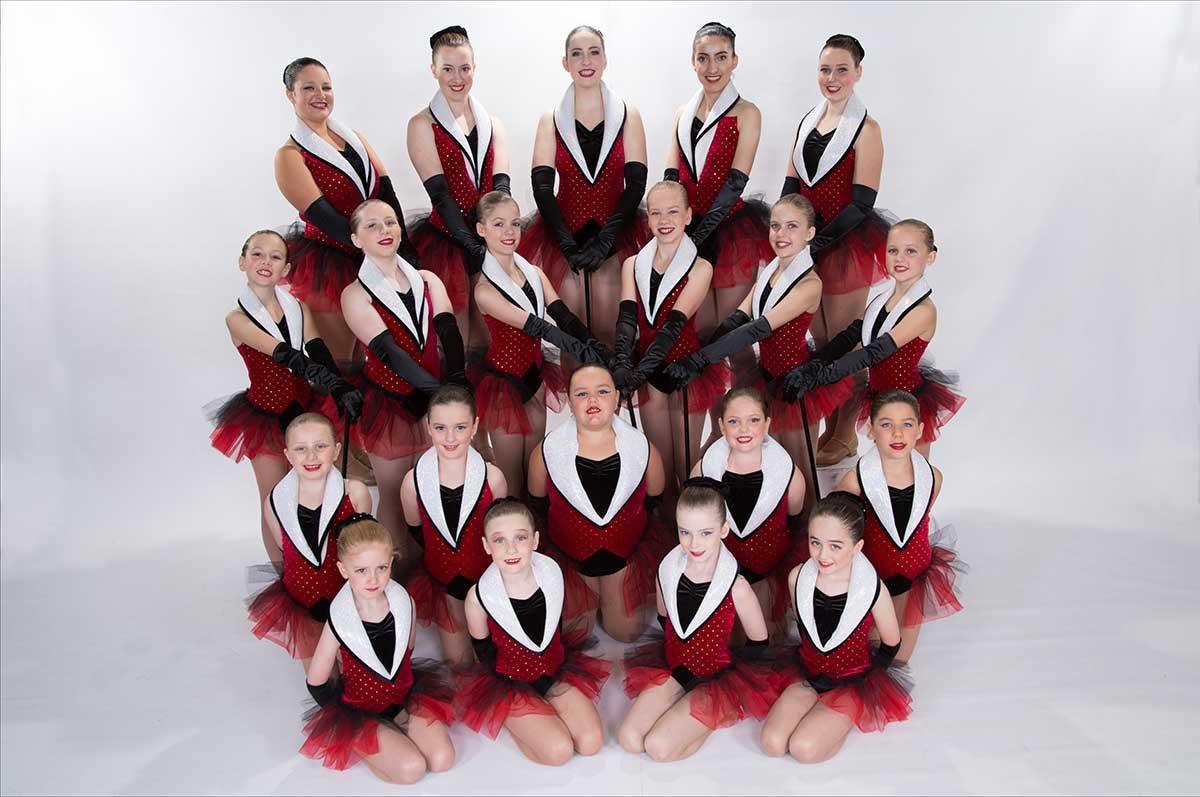 centre stage dance team