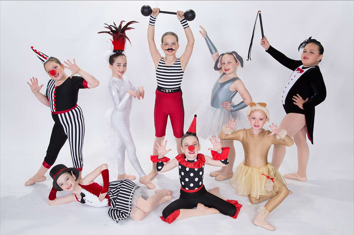our team of dancers
