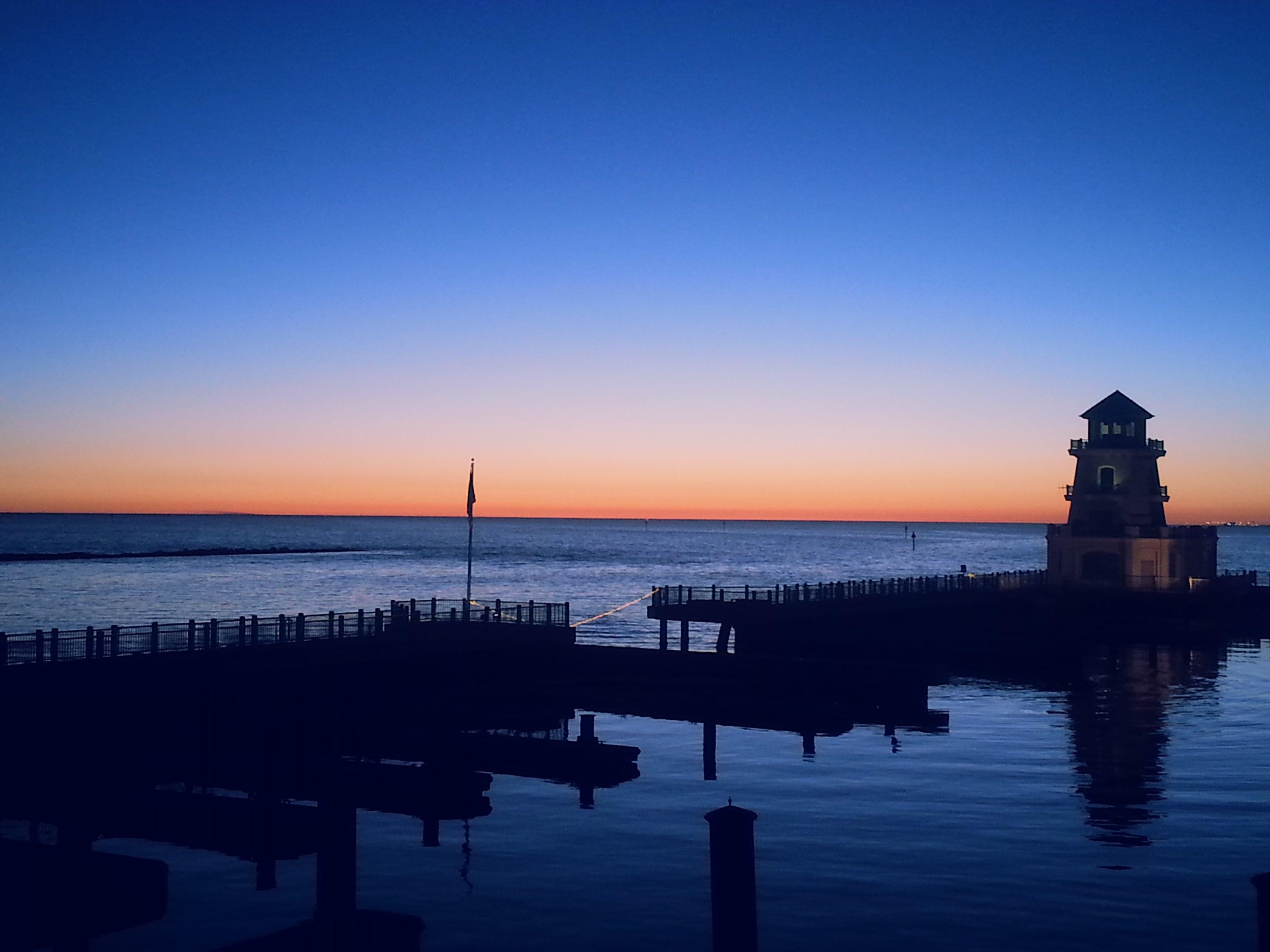 Biloxi Bay Sunset