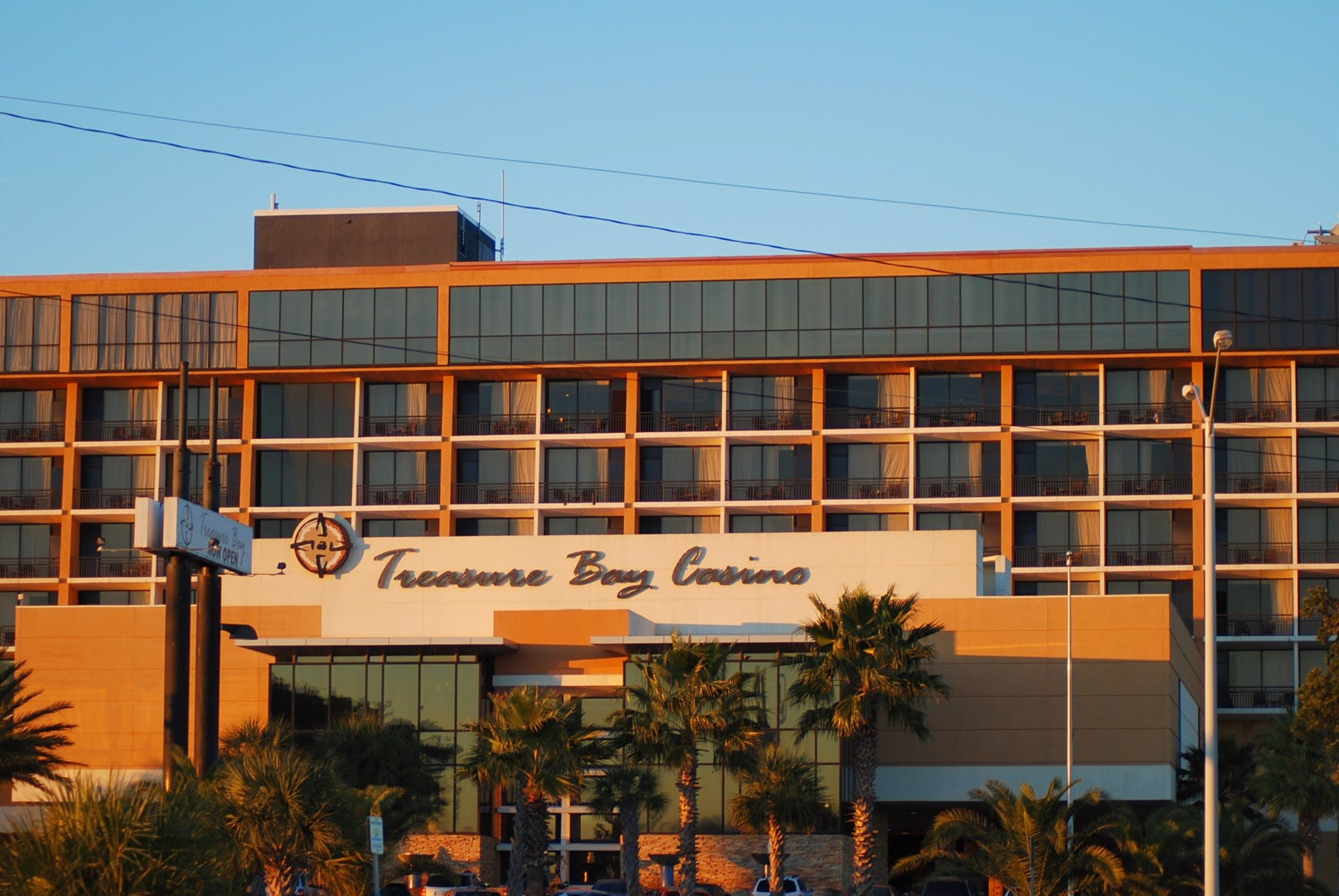 Treasure bay casino cq