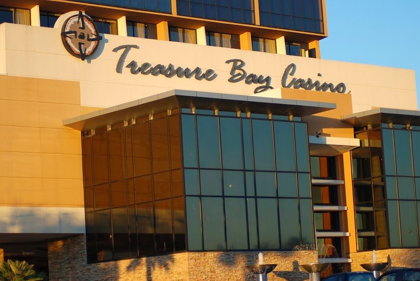 Treasure Bay Biloxi exterior