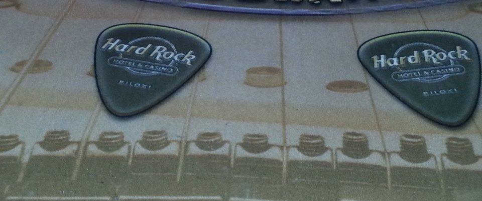 Blackjack at Hard Rock Biloxi