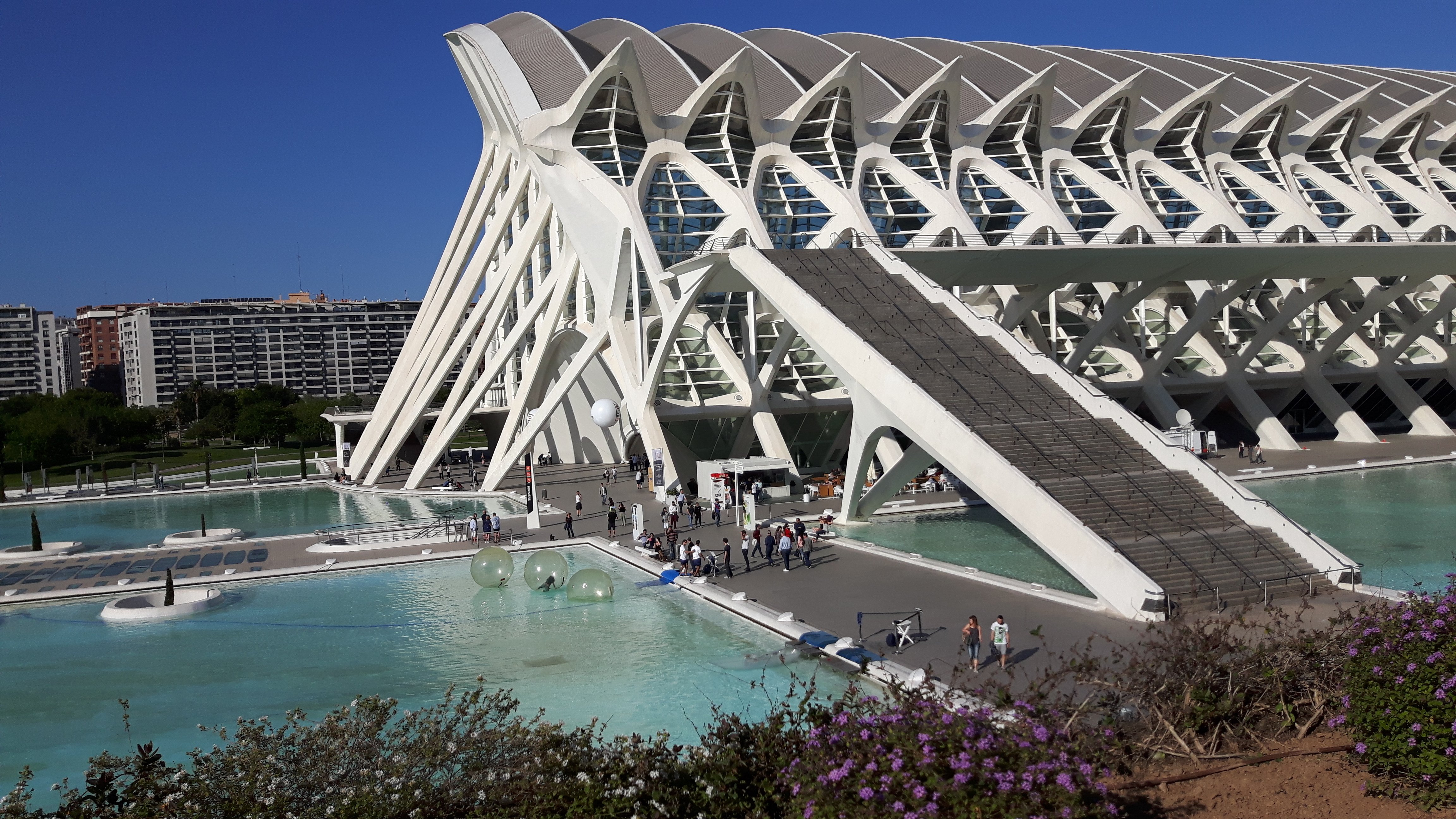 The Inbounder conference in Valencia 2016
