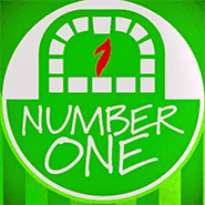PIZZERIA NUMBER ONE - LOGO