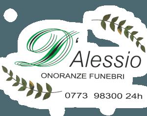 onoranze funebri d'alessio logo
