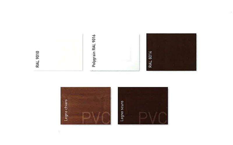 Portone sezionale Cassettato - colori disponibili - Possibilita