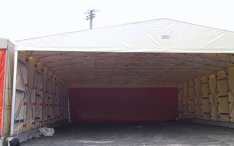 affordable tunnel coperture mobili with coperture garage
