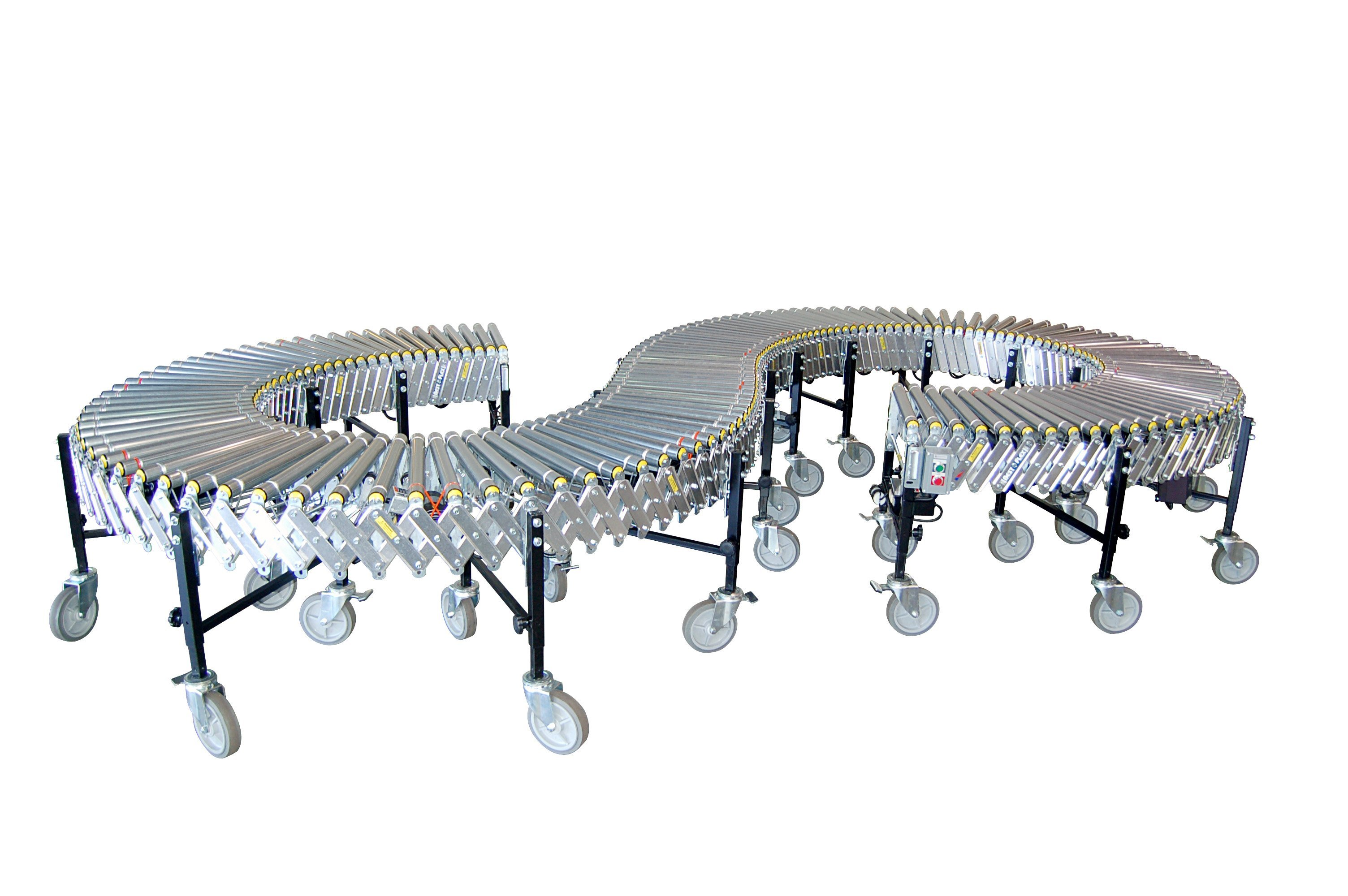 Bestflex Flexible Power 1.9 Series Roller Conveyor