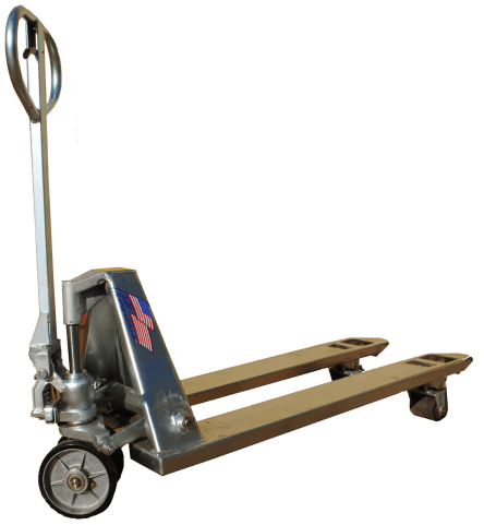 Wesley Corrosion Resistant Pallet Truck